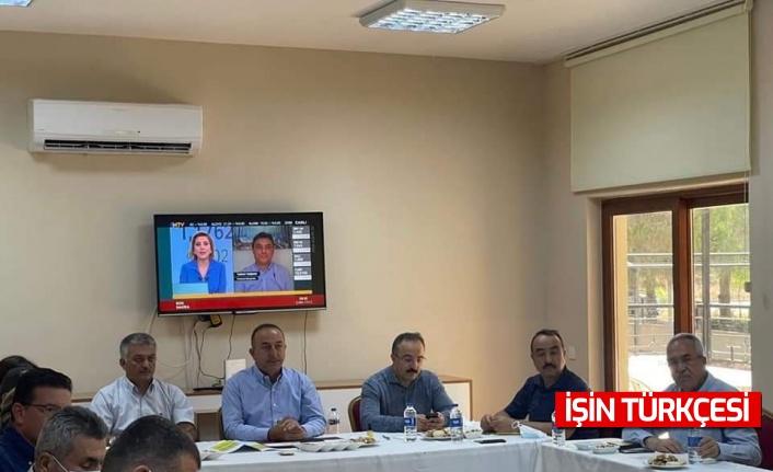 Dışişleri Bakanı Çavuşoğlu'ndan çiftçiye destek açıklaması!