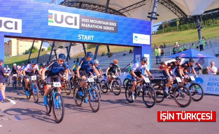 Dünya seviyesindeki dev bisiklet yarışı son buldu