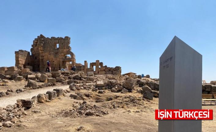 Gizemli monolit bu seferde Diyarbakır'da ortaya çıktı