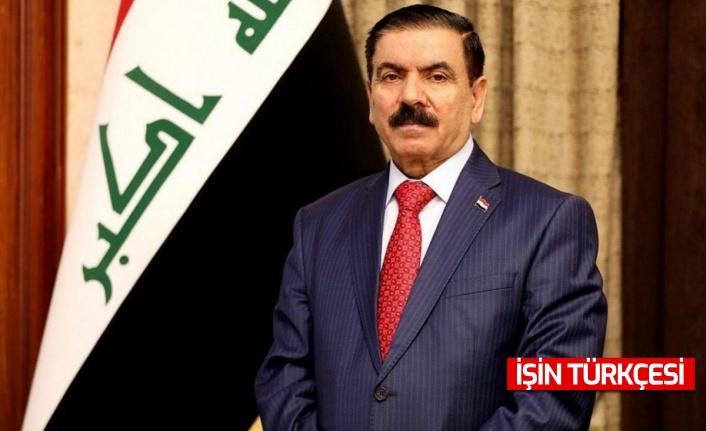 Irak Savunma Bakanı Cuma İnad, Türkiye'den insansız hava araçları talep ettiklerini açıkladı