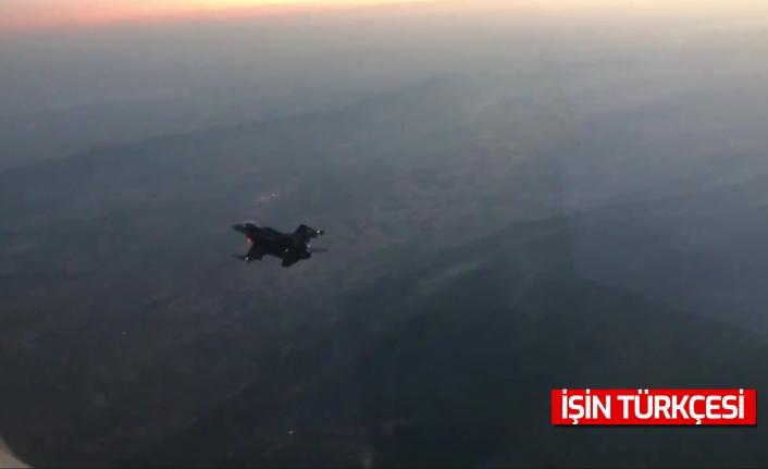 Irak'ın kuzeyinde 28 terör hedefi hava harekatı ile imha edildi