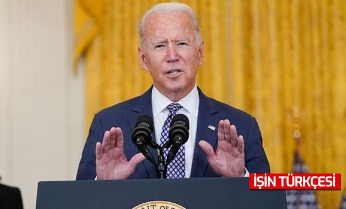 """Joe Biden: """"Saldırıyı gerçekleştirenlere bedelini ödeteceğiz"""""""