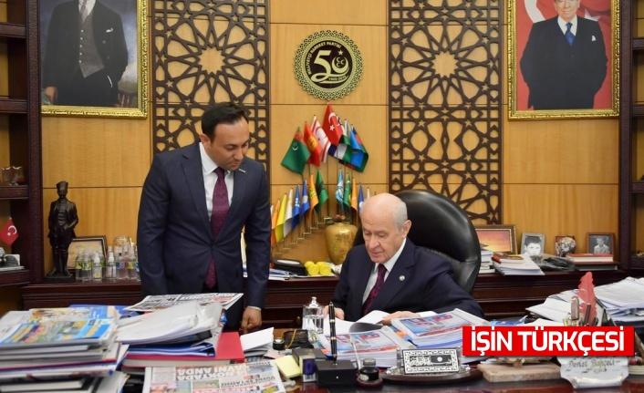 MHP Lideri Devlet Bahçeli: Anayasa Mahkemesi HDP'yi kapatmaktan kaçınırsa hesabını veremez
