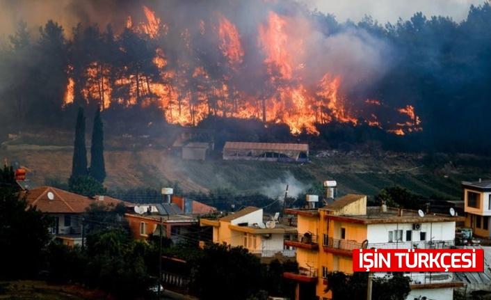 Orman yangınlarında son durum: 161'i kontrol altında, 13 yangın devam ediyor
