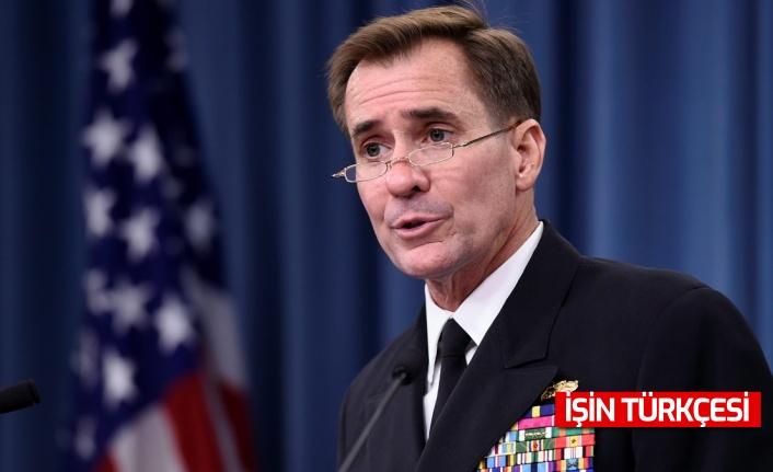 """Pentagon: """"Afganistan'daki terör tehdidinin 20 yıl önceki kadar kötü olduğunu düşünmüyoruz."""" dedi"""