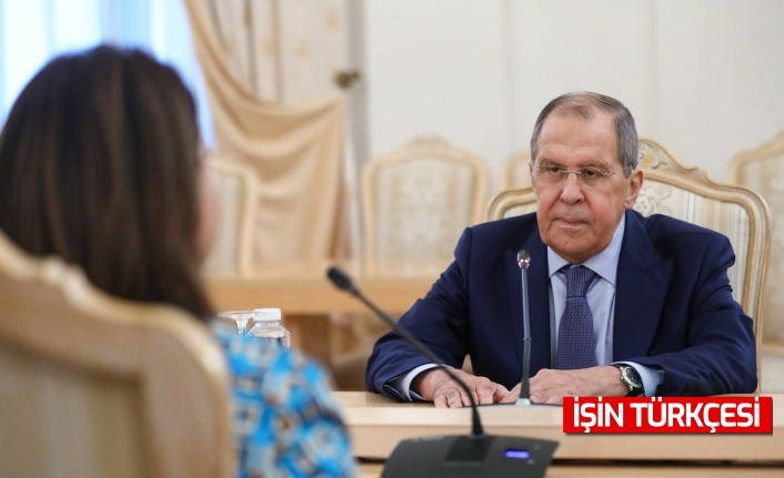Rusya Dışişleri Bakanı Sergey Lavrov, Afganistan'daki taraflara diyalog çağrısı yaptı