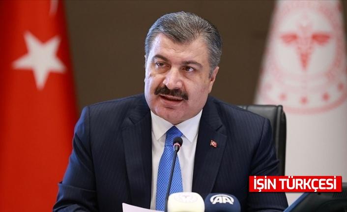 """Sağlık Bakanı Koca açıkladı: """"Şu an Delta varyantı Türkiye'de yüzde 90'ı geçti."""""""
