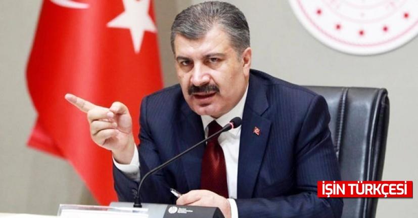"""Sağlık Bakanı Koca: """"Tüm okullarımız zamanında yüz yüze eğitime açılacak"""""""
