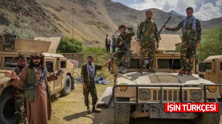 Taliban, Pencşir'e operasyon düzenledi! Çatışmalar devam ediyor