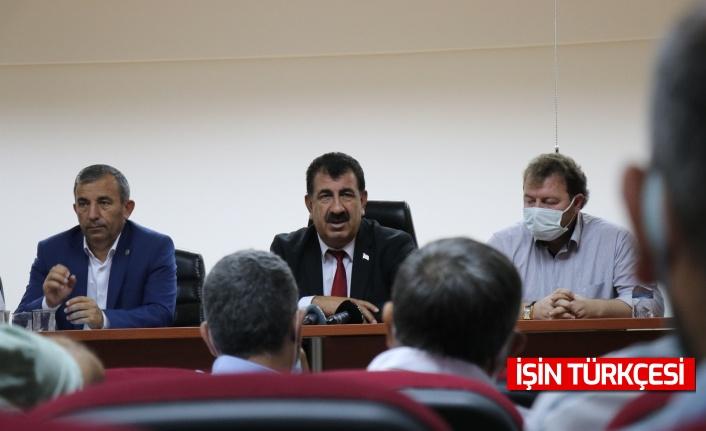 """TÜDKİYEB Genel Başkanı Nihat Çelik: """"Koyun ve keçi ormanın dostudur, düşmanı değildir"""""""