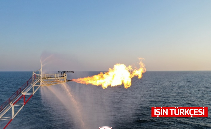 Türkali-2 kuyusunda ikinci rezervuar seviyesinde kuyu akış testi başarıyla tamamlandı