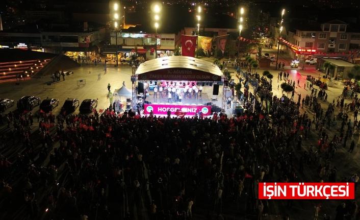 Zaferin 99'uncu yılı Demokrasi Meydanı'nda kutlanacak