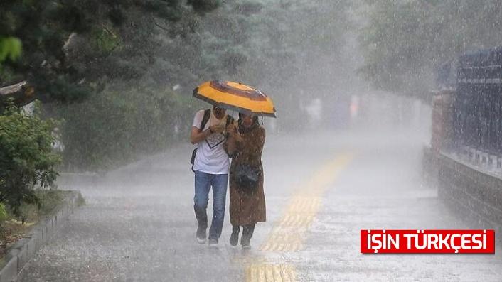 23 Eylül yurt genelinde hava durumu