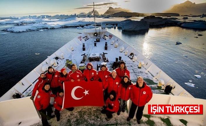 Türk Bilim İnsanları Antarktika'da biyoçeşitlilik çalışmaları yapacak