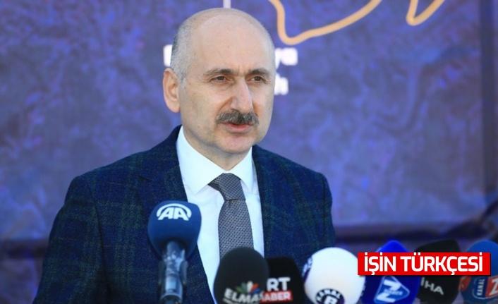 Bakan Karaismailoğlu 5G açıklaması yaptı: Yerli ve milli imkanlarla geçmeye hazırlanıyoruz.