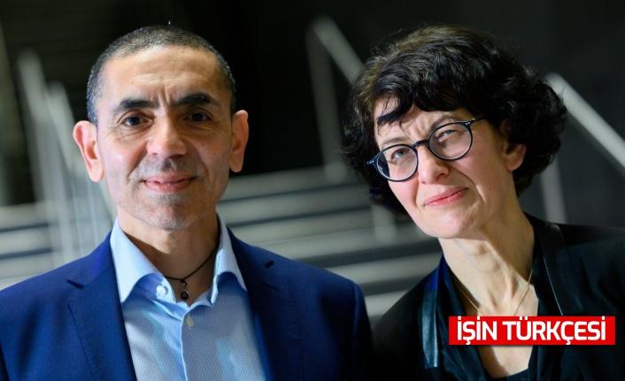 BioNTech'in kurucuları Uğur Şahin ve Özlem Türeci, Almanya'nın en prestijli bilim ödülüne layık görüldü