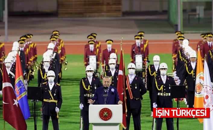 Cumhurbaşkanı Erdoğan: Türk ekonomisi ikinci çeyrekte yüzde 21,7 büyüdü