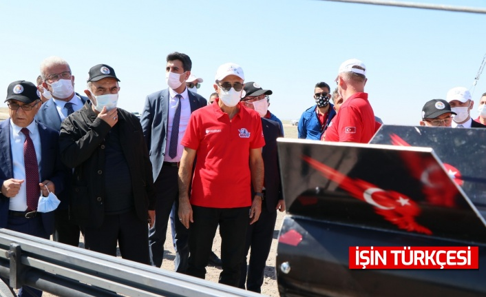 """Cumhurbaşkanlığı Savunma Sanayii Başkanı İsmail Demir: """"AKYA torpidomuzu devreye sokuyoruz"""""""