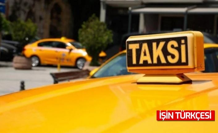 İçişleri Bakanlığı'ndan 'Ticari Taksi Denetimleri Genelgesi'