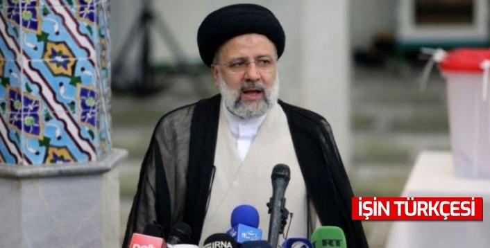 """İran Cumhurbaşkanı İbrahim Reisi: """"Bölge ülkeleri ile işbirliğine önem veriyoruz."""""""