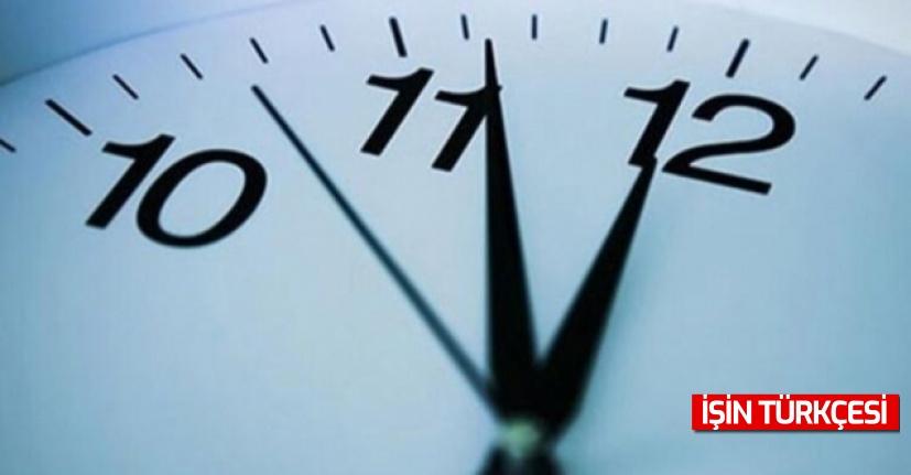 Kalıcı yaz saati uygulaması sayesinde 6 yılda 6 milyar lira tasarruf sağlandı