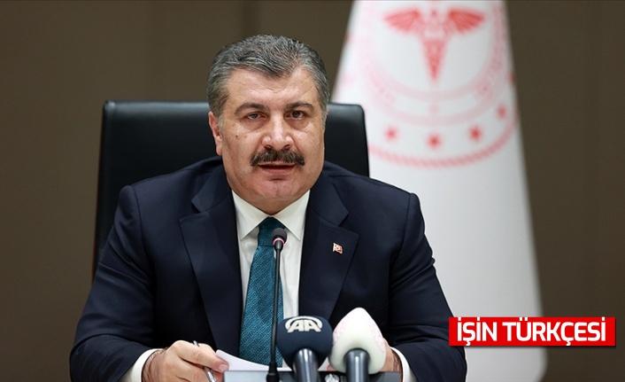 Koronavirüs Bilim Kurulu, Fahrettin Koca başkanlığında saat 17.00'de toplanacak