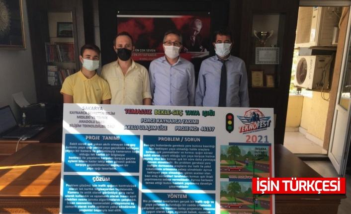 Öğrenciler, TEKNOFEST'te Sakarya'yı temsil edecek