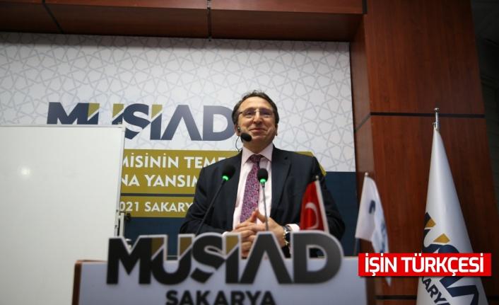"""Sakarya'da """"İslam Ekonomisinin Temelleri ve İş Dünyasına Yansımaları"""" konferansı"""