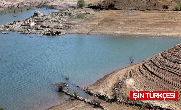 Türkiye'nin en uzun nehri Kızılırmak, kuraklık tehdidi ile mücadele ediyor
