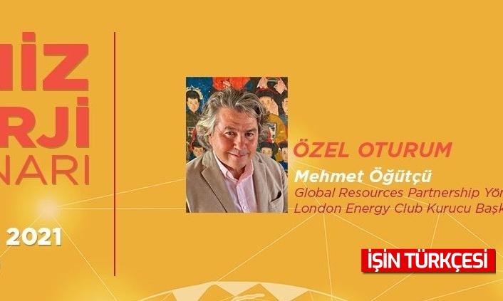 """""""Türkiye, yenilenebilir enerji devrimini birçok Avrupa ve OECD ülkesinden önce tamamladı"""""""