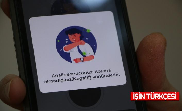 Türkiye'de bir ilk! Yapay zeka tabanlı 'ses ve öksürük' tanımlayan korona testi