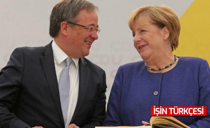 Türklerin Armin'i lakabıyla tanınan başbakan adayı Armin Laschet: ''Türkiye önemli bir ülke.''
