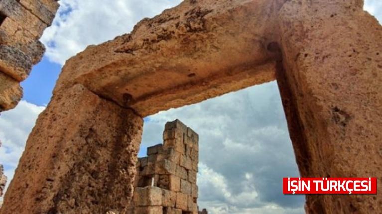Zerzevan Kalesi ve Mithras Tapınağı'nda uzayla alakalı özel bulgular var!