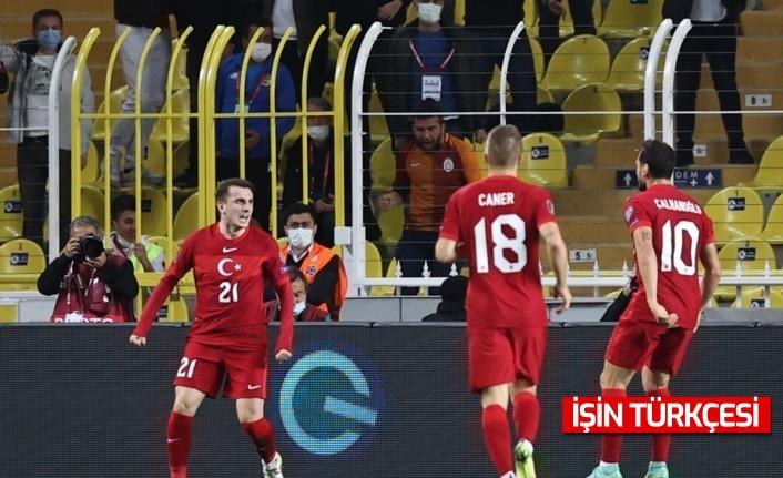 Dünya Kupası Elemeleri G Grubu: Letonya-Türkiye maçının muhtemel 11'leri