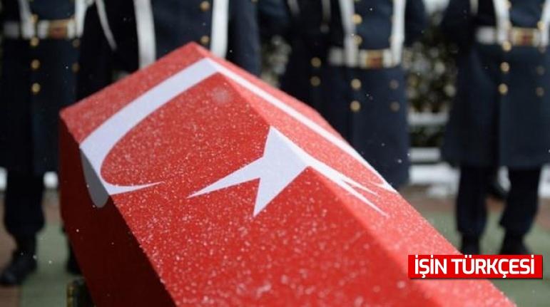 Fırat Kalkanı Harekatı bölgesinde teröristlerce yapılan roketatarlı saldırıda bir askerimiz şehit oldu