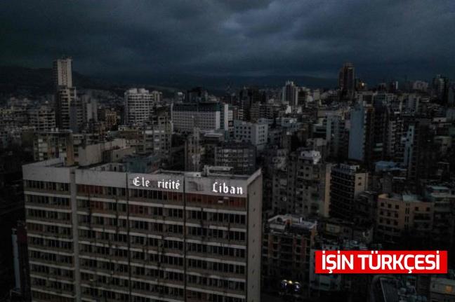 Lübnan, yakıt krizi sebebiyle karanlığa gömüldü! Ülkede yanlızca 3 günlük elektrik kaldı