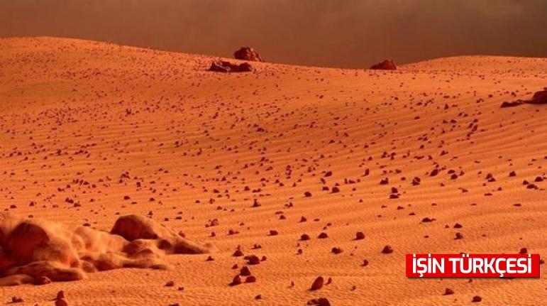 Mars'ta yapılan keşif heyecanlandırdı! Toprakta uzaylılara ait olduğu düşünülen izler ortaya çıktı