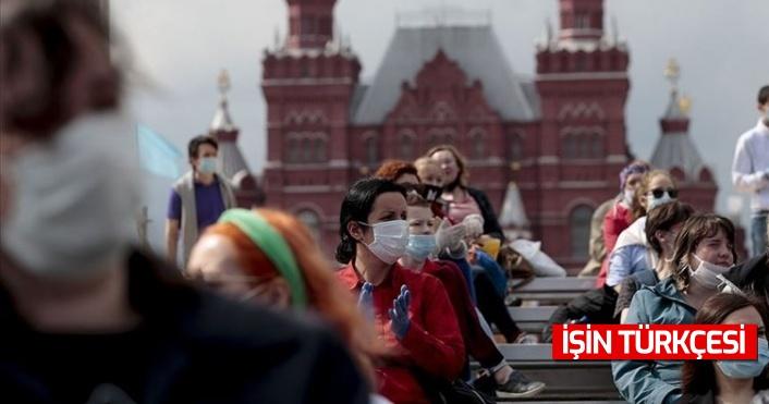 Rusya salgında yeni rekor kırdı: Son 24 saatte 973 ölüm