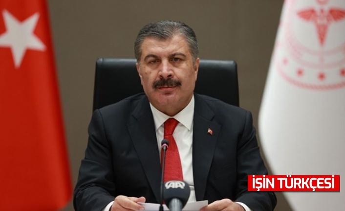 Sağlık Bakanı Fahrettin Koca'dan gençlere yeni uyarı