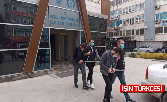 Çok sayıda kişiyi dolandıran şüpheliler Sakarya ve İstanbul'da düzenlenen operasyon sonucu yakalandılar
