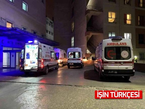 Sakarya'da yabancı uyrukluların kavgasında 1 kişi öldü, 2 kişi yaralandı
