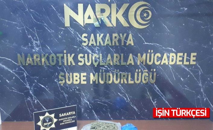 Sakarya'da uyuşturucu operasyonlarında 40 şüpheli yakalandı