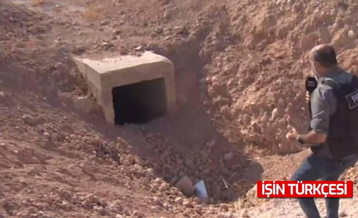Terör tünelleri birer birer imha ediliyor