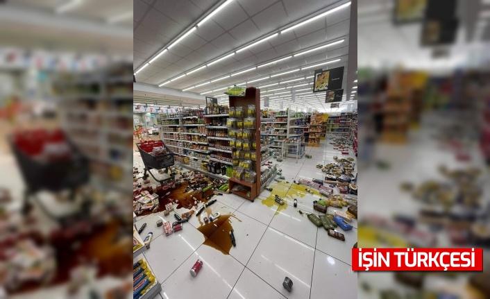 Yunanistan'da 6.3 büyüklüğünde deprem meydana geldi