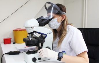 Tıp Merkezi'nde son teknoloji ile tahlil hizmeti