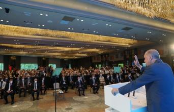 Cumhurbaşkanı Erdoğan Sapanca'da partisinin Sakarya İl Danışma Meclisi toplantısında açıklamalar yaptı