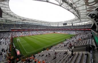 20 bin kişi Beşiktaş-Galatasaray derbisini stattan izleyecek