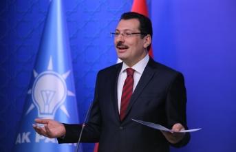 AK Parti'li Ali İhsan Yavuz, Sağlık-Sen Sakarya Divan Toplantısı'nda konuştu