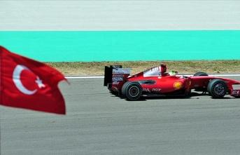 İstanbul'da düzenlenen Formula 1, 150 milyon euro gelir sağladı