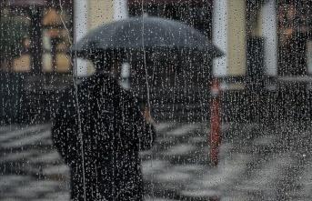 Meteoroloji Genel Müdürlüğü 47 il için sağanak yağış uyarısında bulundu